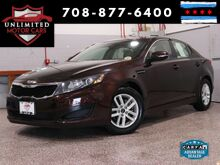 2011_Kia_Optima_LX_ Bridgeview IL