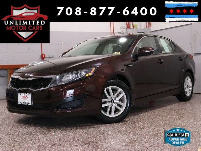 2011 Kia Optima LX Bridgeview IL