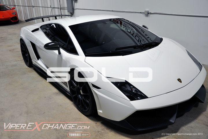2011 Lamborghini Gallardo Lp570 4 Superleggera Tx 26512684
