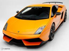 Lamborghini Gallardo Superleggera LP570-4 2011