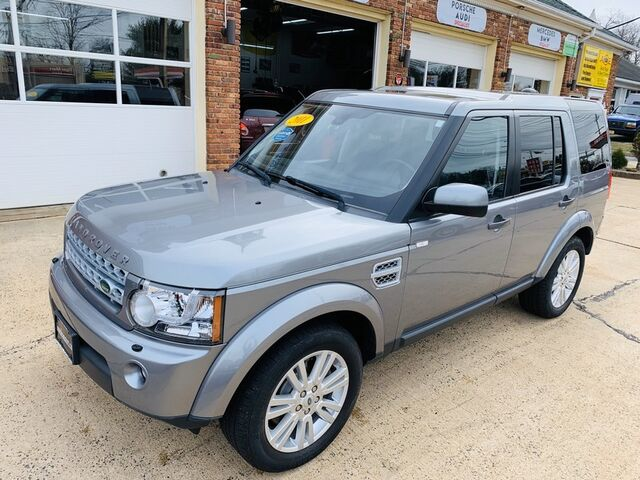 2011 Land Rover LR4 HSE Shrewsbury NJ