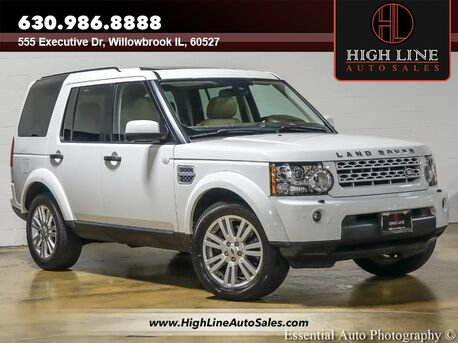 2011_Land Rover_LR4_LUX_ Willowbrook IL