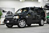 2011 Land Rover LR4 LUXURY