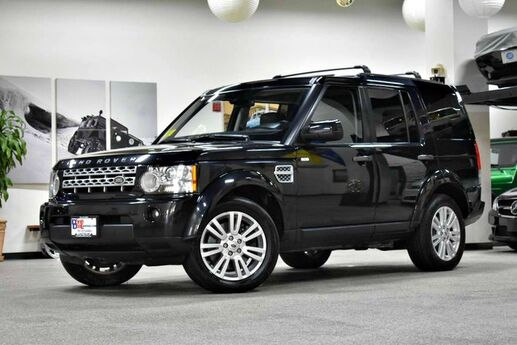 2011 Land Rover LR4 LUXURY Canton MA
