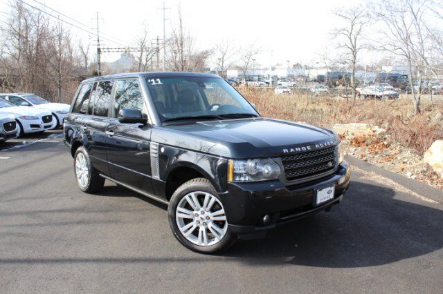 2011 Land Rover Range Rover 4WD 4dr HSE LUX Fairfield CT