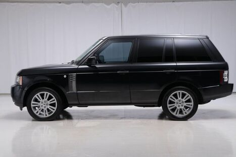 Land Rover Range Rover 4WD HSE LUX 2011