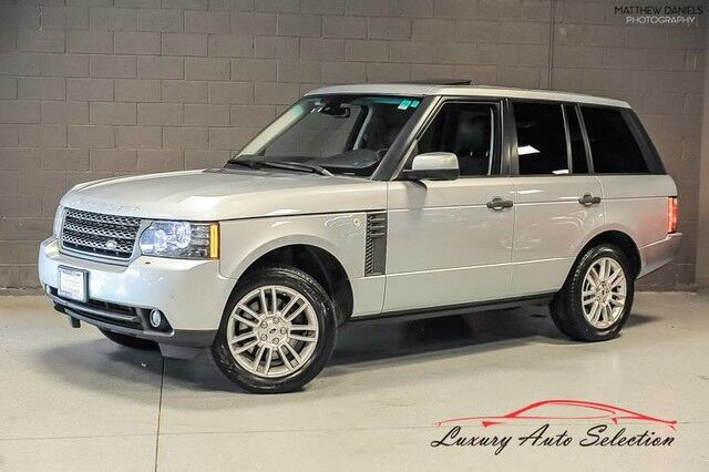 2011_Land Rover_Range Rover HSE_4dr SUV_ Chicago IL