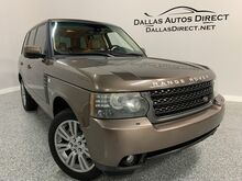 2011_Land Rover_Range Rover HSE LUX_**2 Year Warranty Included**_ Carrollton  TX