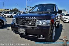 2011_Land Rover_Range Rover_HSE LUX / 4X4 / Heated & Ventilated Leather Seats / Heated Steering Wheel / Navigation / Sunroof / Blind Spot Assist / Harman Kardon Speakers / Bluetooth / Back Up Camera / Low Miles / Tow Pkg_ Anchorage AK