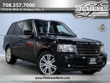 2011_Land Rover_Range Rover HSE Luxury_Black Wood Keyless Loaded_ Hickory Hills IL