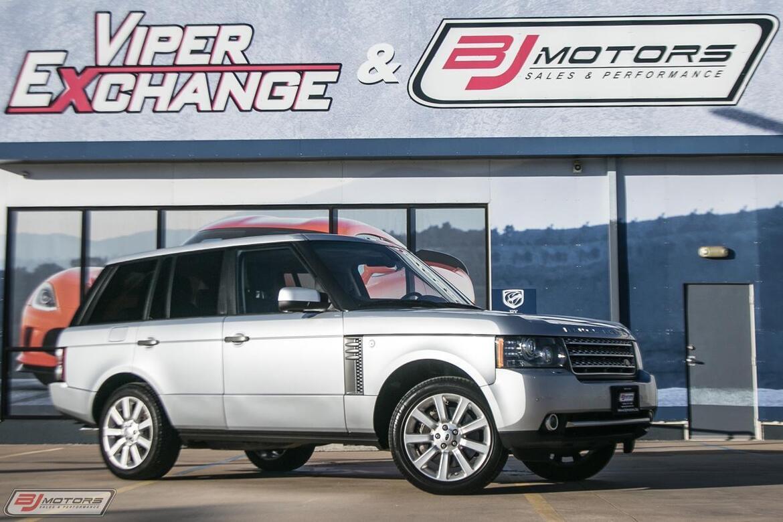 2011 Land Rover Range Rover SC Tomball TX