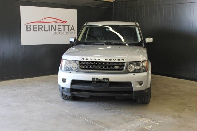 2011 Land Rover Range Rover Sport HSE LUX Dallas TX