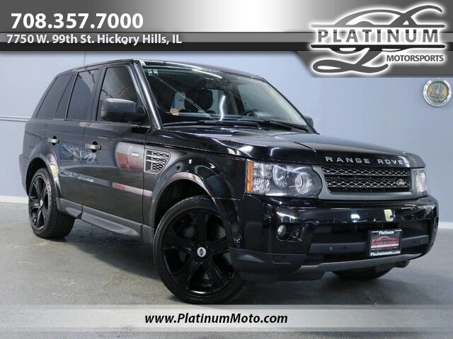 2011 Land Rover Range Rover Sport SC Keyless TV's Navigation Roof Loaded Hickory Hills IL
