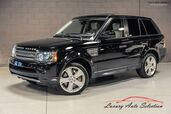 2011 Land Rover Range Rover Sport Supercharged 4dr SUV