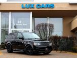 2011 Land Rover Range Rover Sport Supercharged Nav 4WD