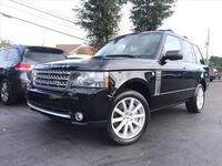 Land Rover Range Rover Supercharged 2011