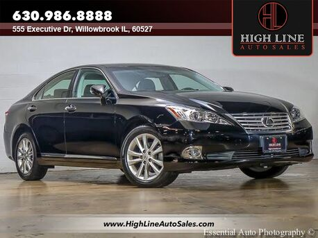 2011_Lexus_ES 350__ Willowbrook IL