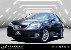 2011_Lexus_ES 350_Auto Sunroof Low Miles Must see Extra Clean!_ Houston TX