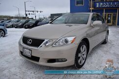 2011_Lexus_GS 350_/ AWD / Auto Start / Heated & Cooled Leather Seats / Sunroof / Mark Levinson Speakers / Navigation / Bluetooth / Back Up Camera / Cruise Control / 25 MPG / Only 39K Miles_ Anchorage AK
