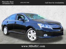2011_Lexus_HS 250h__ Kansas City KS