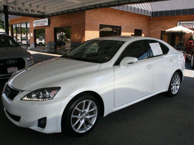 2011 Lexus IS 350 Base Roanoke VA