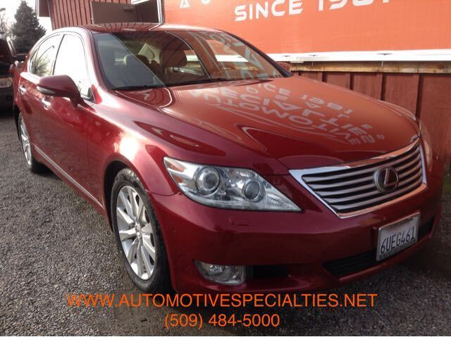 2011 Lexus LS 460 Luxury Sedan AWD Spokane WA