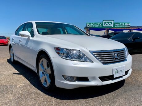 2011 Lexus LS 460 Luxury Sedan Laredo TX