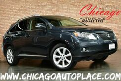 2011_Lexus_RX 350_AWD - 3.5L V6 ENGINE ALL WHEEL DRIVE NAVIGATION BACKUP CAMERA KEYLESS GO BLACK LEATHER HEATED SEATS XENONS SUNROOF_ Bensenville IL