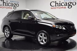 Lexus RX 350 AWD Navigation $48,335 msrp Loaded Local Trade Pristine Condition 2011