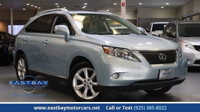 2011_Lexus_RX 350_All Wheel Drive_ San Ramon CA