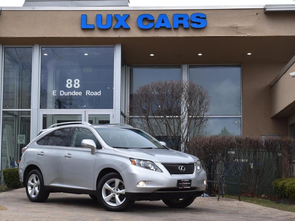 2011_Lexus_RX 350_Premium Nav AWD_ Buffalo Grove IL