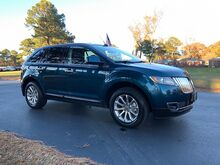 2011_Lincoln_MKX_4d SUV AWD Elite_ Outer Banks NC