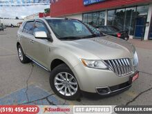 2011_Lincoln_MKX_AWD   NAV   LEATHER   PANO ROOF_ London ON