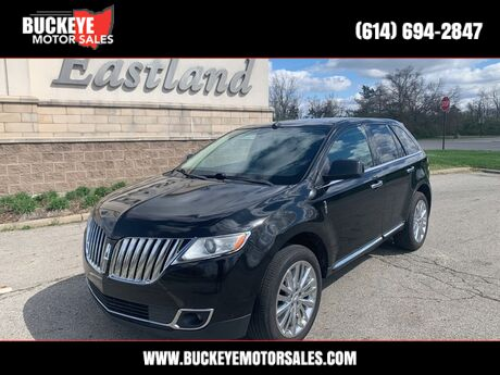 2011 Lincoln MKX AWD V6 Columbus OH