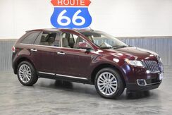 2011_Lincoln_MKX_LEATHER! PANORAMIC SUNROOF! NAVIGATION!! LIKE SHOWROOM FLOOR NEW STILL!_ Norman OK