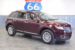 2011_Lincoln_MKX_PREMIUM EDT. 1 OWNER! LEATHER LOADED! ONLY 52,255 MILES! LIKE NEW!!!_ Norman OK