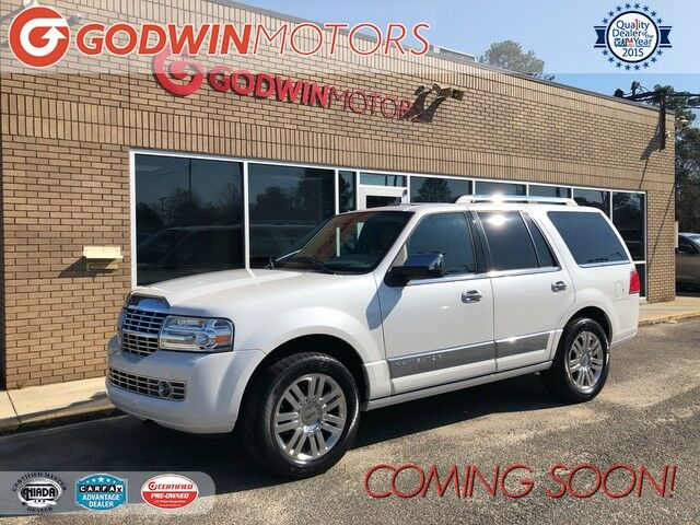Nissan Columbia Mo >> Vehicle details - 2011 Lincoln Navigator at Godwin Motors ...
