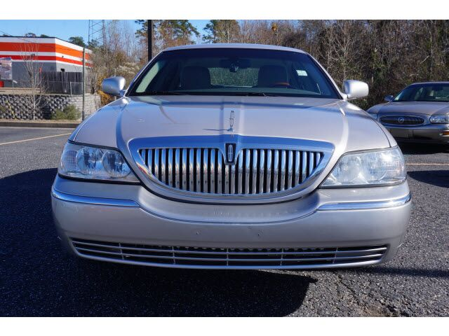 2011 Lincoln Town Car Signature Limited Opelika Al 28002340