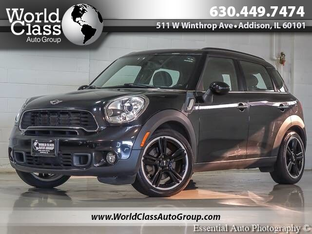 2017 Mini Cooper Countryman S Leather Seats Manual Transmission Pano Roof Chicago Il