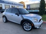 2011 MINI Cooper Countryman S NAVIGATION SPORT PACKAGE, HARMAN KARDON STEREO, PANORAMIC ROOF, HEATED LEATHER!!! SUPER CLEAN WITH ALL THE OPTIONS!!! ONE OWNER!!!