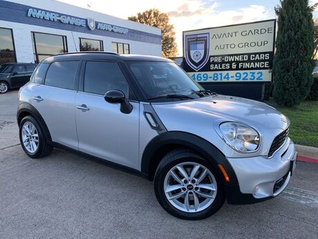 2011 MINI Cooper Countryman S NAVIGATION SPORT PACKAGE, HARMAN KARDON STEREO, PANORAMIC ROOF, HEATED LEATHER!!! SUPER CLEAN WITH ALL THE OPTIONS!!! ONE OWNER!!! Plano TX