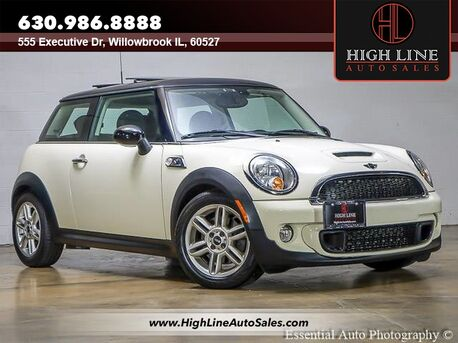 2011_MINI_Cooper Hardtop_S_ Willowbrook IL