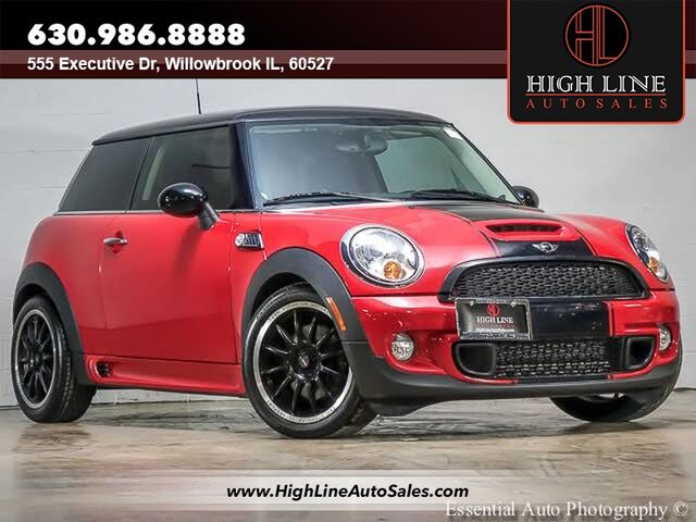 2011 MINI Cooper Hardtop S Willowbrook IL