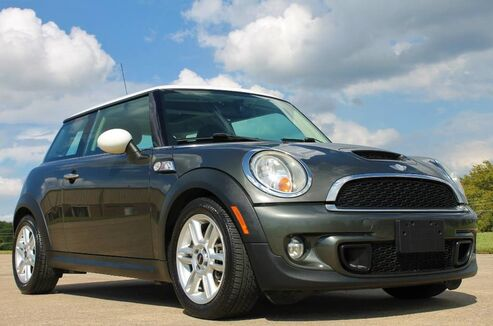 2011_MINI_Cooper Hardtop_S_ Fort Worth TX
