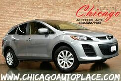 2011_Mazda_CX-7_i Sport - 2.5L I4 VVT ENGINE FRONT WHEEL DRIVE BLACK CLOTH INTERIOR HEATED SEATS BACKUP CAMERA SUNROOF BLUETOOTH_ Bensenville IL