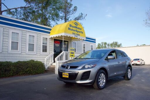 2011_Mazda_CX-7_i Sport_ Wilmington NC