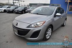 2011_Mazda_Mazda3_i Touring / Automatic / Power Locks & Windows / Bluetooth / Crusie Control / 33 MPG_ Anchorage AK