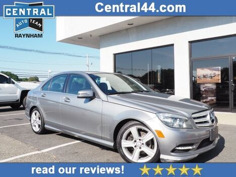 2011_Mercedes-Benz_C-Class_C 300 Luxury 4MATIC_ Raynham MA