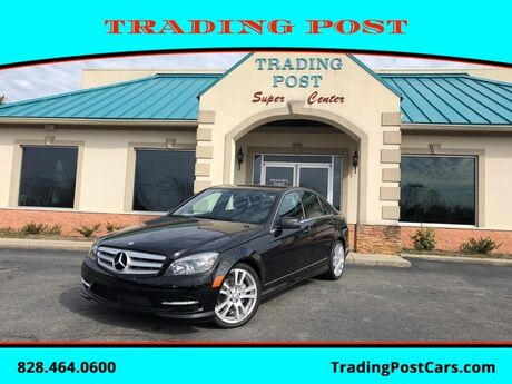 2011 Mercedes-Benz C-Class C 300 Luxury Conover NC