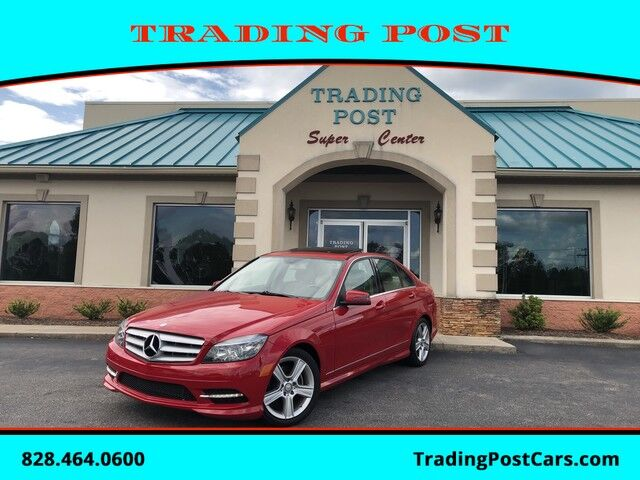 2011_Mercedes-Benz_C-Class_C 300 Luxury_ Conover NC